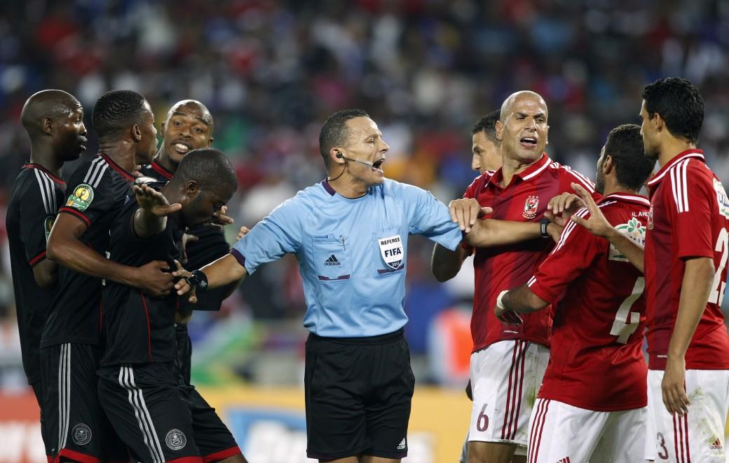 متى تلعب و تذاع مباراة الاهلي واورلاندو الجنوب افريقي اليوم فى ستاد المقاولين العرب الاحد 10 نوفمبر 2013
